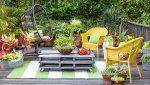 Cara Membuat Taman Di Rumah